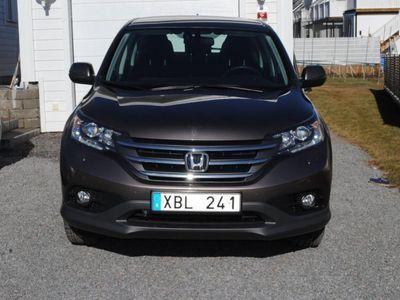 begagnad Honda CR-V 2.2 i-DTEC 4WD, Aut, drag -14