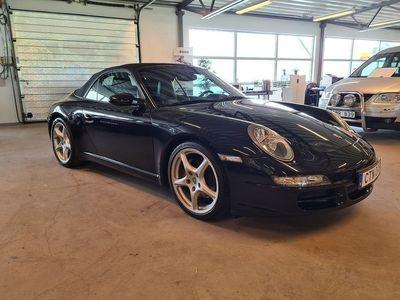begagnad Porsche 911 Carrera Cabriolet 325hk Manuell