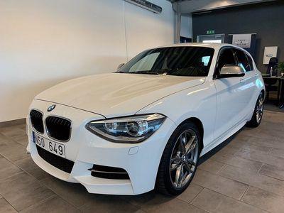 begagnad BMW M135 i xDrive 5dr H/K Värmare