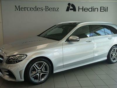 begagnad Mercedes C220 D KOMBI automat //AMG//