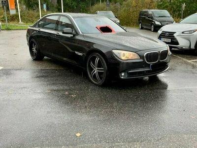 begagnad BMW 750L 750LI I