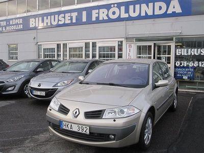 begagnad Renault Mégane Phas II 1,6 5-d