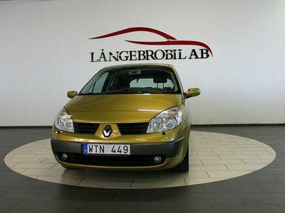 begagnad Renault Scénic 1.6 (113hk) Drag Ny bes