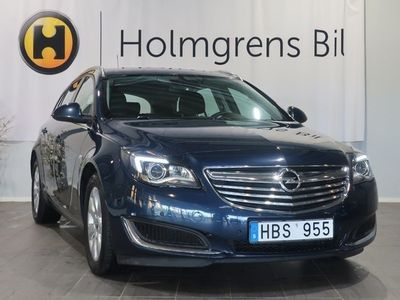 brugt Opel Insignia 2.0 CDTI ecoFLEX ST (140hk)