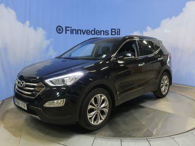 brugt Hyundai Santa Fe Premium inkl s & v-hjul drag sk 2015, SUV 225 000 kr