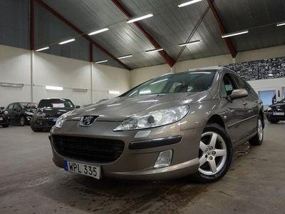 begagnad Peugeot 407 SW 2,0 136 HK