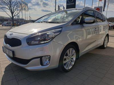 begagnad Kia Carens 1.7 CRDi Komfort 7-sits 115hk