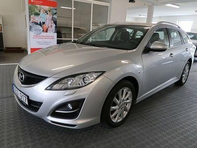 brugt Mazda 6 2.2 163 hk Advance Plus Drag
