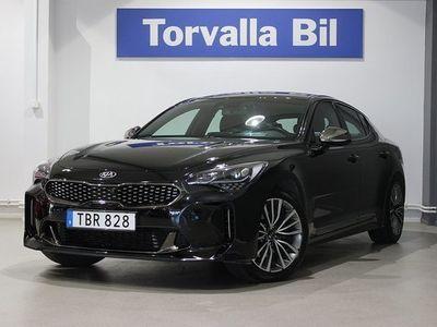 begagnad Kia Stinger 2.2 CRDi AWD Automat GT-Line Plus 2018, Sedan Pris 329 900 kr