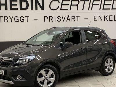 begagnad Opel Mokka 1,6 CDTi 136Hk, Taklucka, Vinterhjul -15