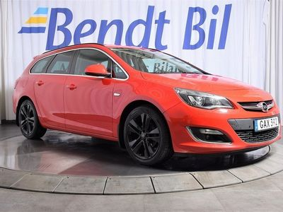 begagnad Opel Astra Sports Tourer 1.4 Turbo Automat Drag