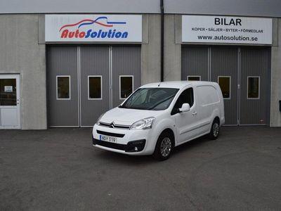 begagnad Citroën Berlingo L2 1.6 BlueHDi Eu6 Drag 99hk