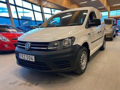 begagnad VW Caddy 1.6 TDI AUT Skinn Dubbla skj