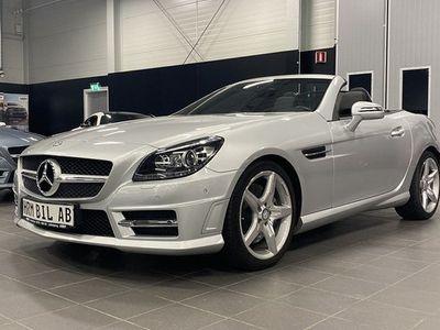begagnad Mercedes 250 SLK BenzCDI AMG Comand 2014, Personbil Pris 329 900 kr