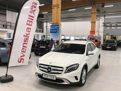 begagnad Mercedes 200 GLA Benzd 4MATIC 7vxl AUT 0 2016, Halvkombi 229 000 kr