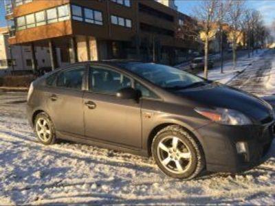 begagnad Toyota Prius hybridbil -10