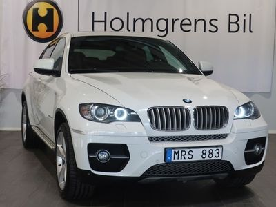 gebraucht BMW X6 xDrive40d 40d Sport Line (306hk) Värmare / HUD / Drag