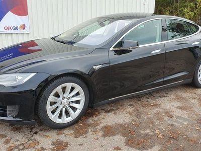 begagnad Tesla Model S 70D