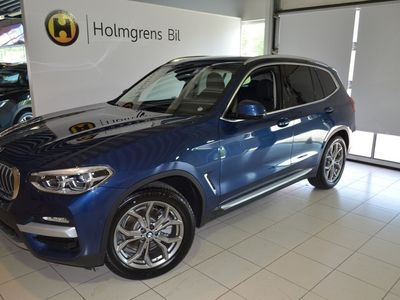 brugt BMW X3 xDrive20d xLine / Winter / Connected