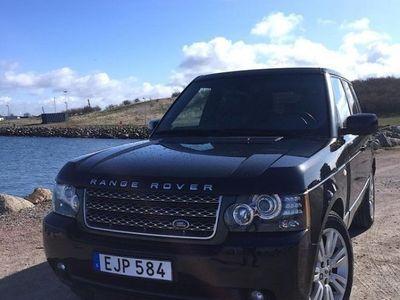 begagnad Land Rover Range Rover 3.6 TDV8 4WD