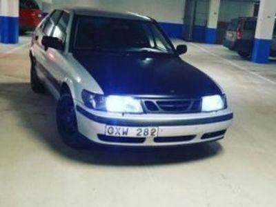 begagnad Saab 9-3 2.0t 200hk -99