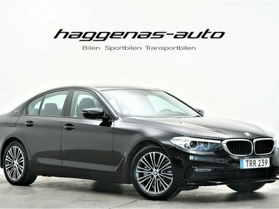 begagnad BMW 530 e iPerformance / Sport Line / 252hk