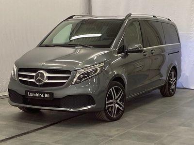 begagnad Mercedes V250 d 4MATIC 7-Sits Avantgarde Lång