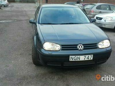 begagnad VW Golf IV 1.6