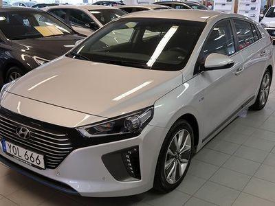 begagnad Hyundai Ioniq Hybrid Premium 1.6 DCT 2018, Halvkombi 209 000 kr