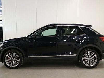 begagnad VW T-Roc TSI GT 190 DSG 4M /P-värmare/Drag/Plus