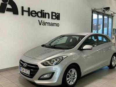 begagnad Hyundai i30 1.6D 110hk