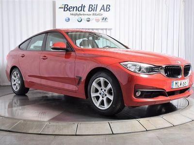 begagnad BMW 320 Gran Turismo d xDrive Steptronic Advantage 2016, Sedan 234 500 kr