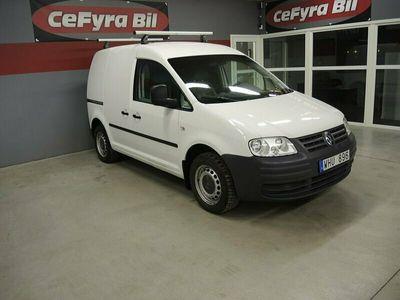 begagnad VW Caddy Life 1.9 TDI 105hk ,Dragkrok Skåp
