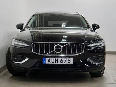 begagnad Volvo V60 D4 AWD Inscription Panorama Värmare
