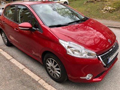 "brugt Peugeot 208 1,2 VTi 82 hk ""NYSKICK"" -15"