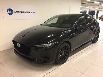 begagnad Mazda 3 HB A6 2.0 Sky 180 hk, AWD + Tech pack