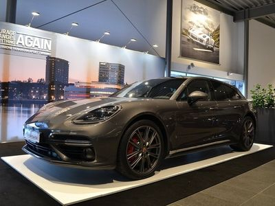 begagnad Porsche Panamera Turbo Sport Turismo 4.0 V8 Chrono Euro 6 550hk