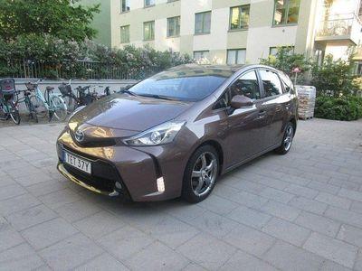 begagnad Toyota Prius+ Hybrid 1.8 VVT-i Hybrid CVT Eur
