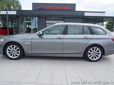 begagnad BMW 520 d xDrive Touring. F11 190hk Aut Momsbil Connected Drive Svenskså