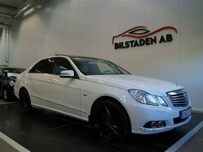 begagnad Mercedes E200 CDI BE Panorama Dragkrok 136Hk