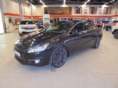 begagnad Peugeot 204 508 GT 2.2 HDIHK Aut