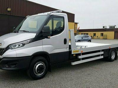 begagnad Iveco Daily 70C 3,0 Automat Biltransport Jegger Navi 2019, Transportbil Pris 795 000 kr
