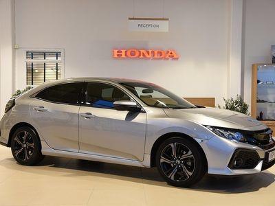 begagnad Honda Civic 1.0T 129hk Elegance Automat