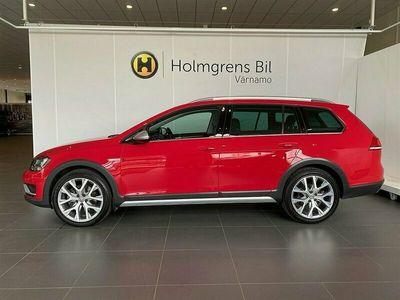 begagnad VW Golf Alltrack 1.8 TSI Sportcombi 4Motion