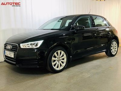 usado Audi A1 Sportback 1.4 TFSI S Tronic Pro Line Euro 6 125hk