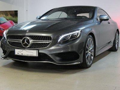 begagnad Mercedes S400 4MATIC Coupé AMG Sv-såld