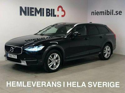 begagnad Volvo V90 CC D4 AWD Momentum 190hk D-värm B-kam