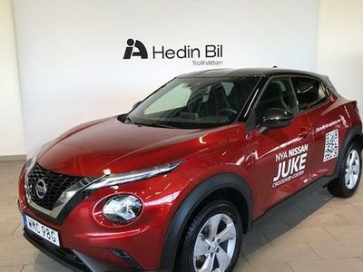 begagnad Nissan Juke N-CONNECTA NAVI TECH-PACK *DEMO-BIL*