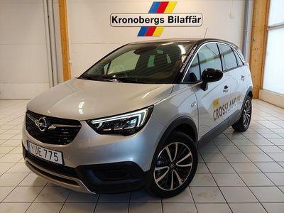 begagnad Opel Crossland X Dynamic 1.2 T 110hk Aut