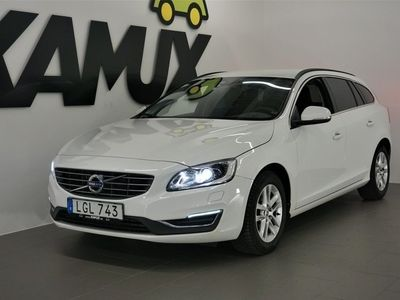 begagnad Volvo V60 D4 Aut | Momentum | Drag | 190hk